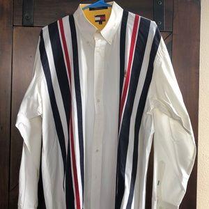 Tommy Hilfiger XL dress Shirt
